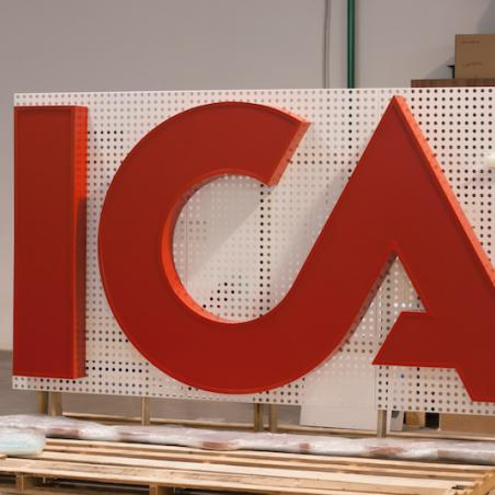 ICA volumetric letters